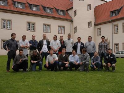 Gruppenbild Teilnehmer 2006