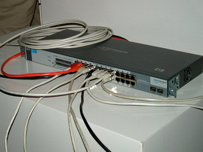 LAN-Technik
